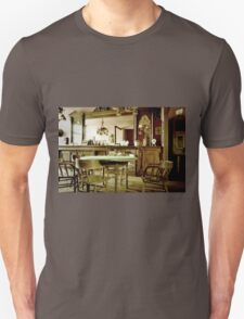 Old West Saloon Unisex T-Shirt