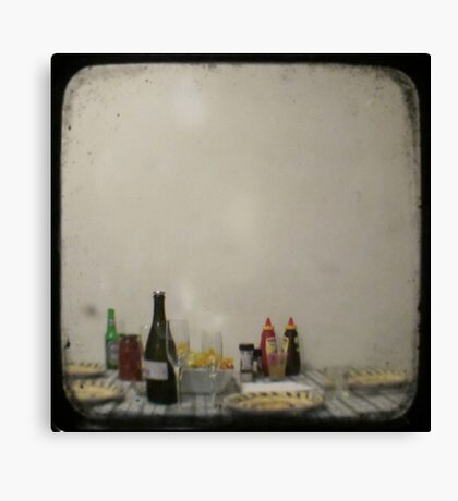 Humble - TTV Canvas Print