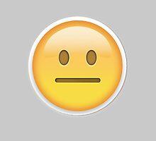 Annoyed Face by Emmawa