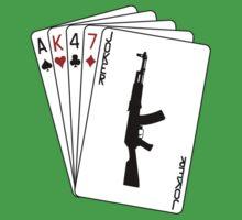 AK47 by geekmorris