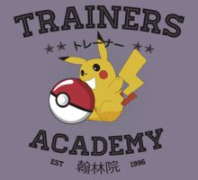 Trainers Academy Kids Clothes
