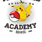 Trainers Academy by tombst0ne