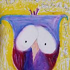 Poor Little Owl by Debbie  Widmer