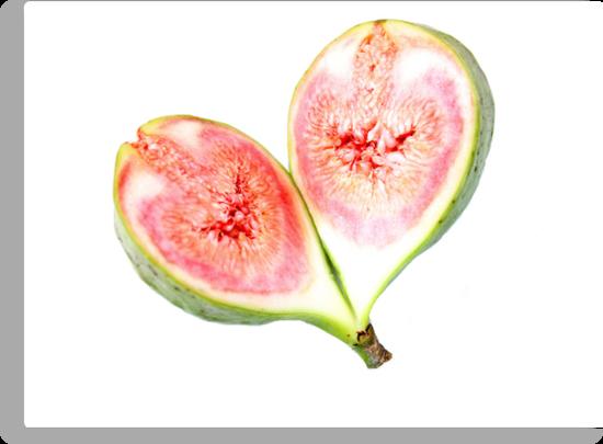 A Fig from my Garden - JUSTART © by JUSTART