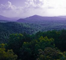 Great Smoky Mountains by Alexandr Grichenko