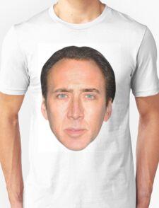 Nicolas Cage T-Shirt