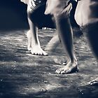 Footsteps by Komang
