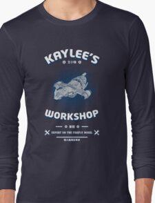 Kaylees Workshop v2 Long Sleeve T-Shirt