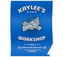 Kaylees Workshop v2 Poster