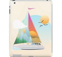 Seaside Vacation iPad Case/Skin