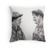 Best Pals Throw Pillow