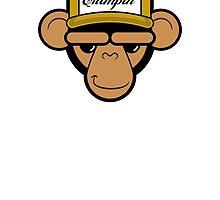 Big Chimpin' by oohoohaah