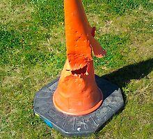 Death of a traffic cone.... by ShaunaDZ
