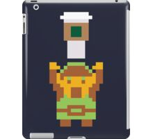 It's dangerous to go decaffeinated! Take this.  iPad Case/Skin