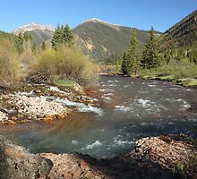 Mineral Creek by Eric Glaser