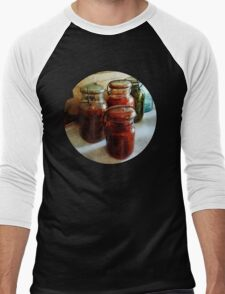 Tomatoes and String Beans in Canning Jars T-Shirt