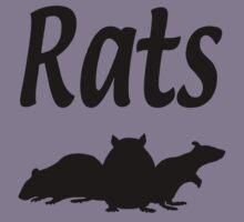Rats Kids Clothes