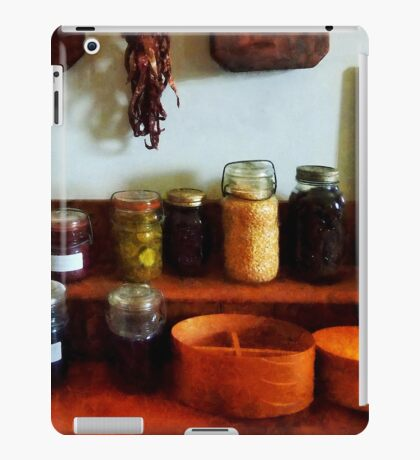 Pickles, Beans and Jellies iPad Case/Skin