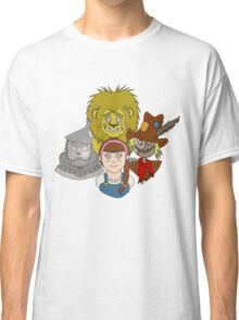 Off to see the wizard Classic T-Shirt