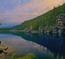 Horseshoe Lake by Doug Keech