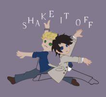 Supernatural Parody - Shake it off Kids Clothes