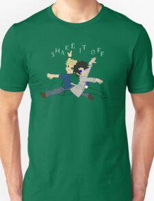 Supernatural Parody - Shake it off Unisex T-Shirt