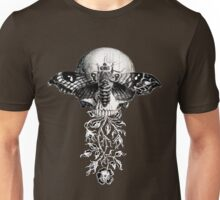 Metamorphosis Design on Black or Dark Color Unisex T-Shirt