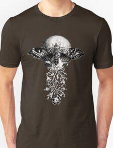 Metamorphosis Design on Black or Dark Color T-Shirt
