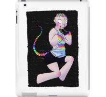 Rainbow Brain iPad Case/Skin