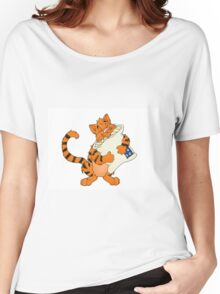 A Cat and His Pillow Women's Relaxed Fit T-Shirt