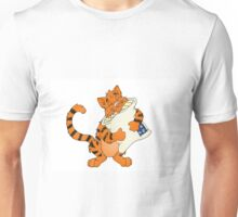 A Cat and His Pillow Unisex T-Shirt