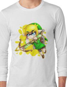 Toon L ink Long Sleeve T-Shirt