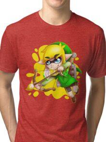 Toon L ink Tri-blend T-Shirt