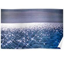 Gleeming Seas Poster