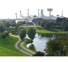 olympiapark Photographic Print