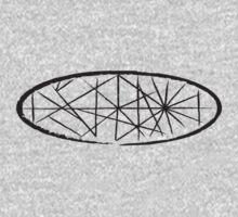 Oval Black by redbenn