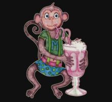 Milkshake Monkey Kids Clothes