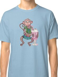 Milkshake Monkey Classic T-Shirt