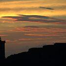 Le Conquet - Kermorvan lighthouse. by Jean-Luc Rollier