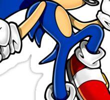 Sonic Sticker