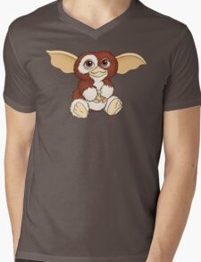 Gizmo Mens V-Neck T-Shirt