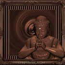 Le Buddha au Chocolat! (a little fun for the weekend!) by Desirée Glanville