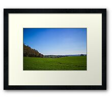 Yorkshire XP Framed Print