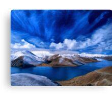 Majestic Sky Canvas Print