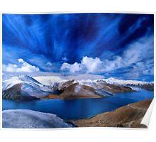 Majestic Sky Poster