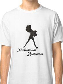 Professional Bookworm Classic T-Shirt