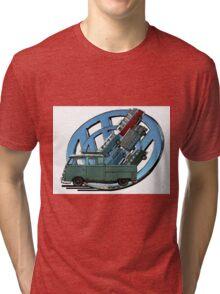Transporters Tri-blend T-Shirt