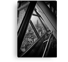 From KL Tower Canvas Print