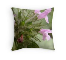 Tiny Details Throw Pillow