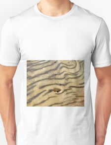 Wood Texture - Natural Background of Grain Unisex T-Shirt